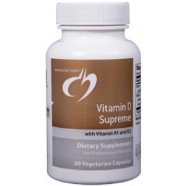 Supplement of the Week: Designs for Health Vitamin D Supreme