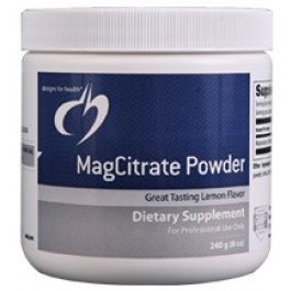 Supplement of the Week: Designs for Health MagCitrate Powder