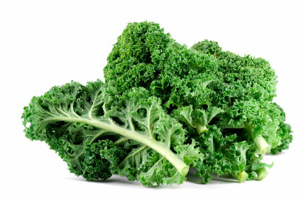 The Health Benefits Of Kale