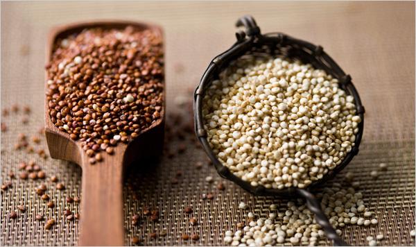 The Health Benefits Of Quinoa