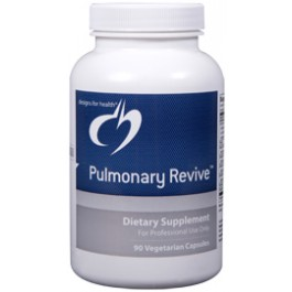 Supplement of the week: Designs for Health Pulmonary Revive