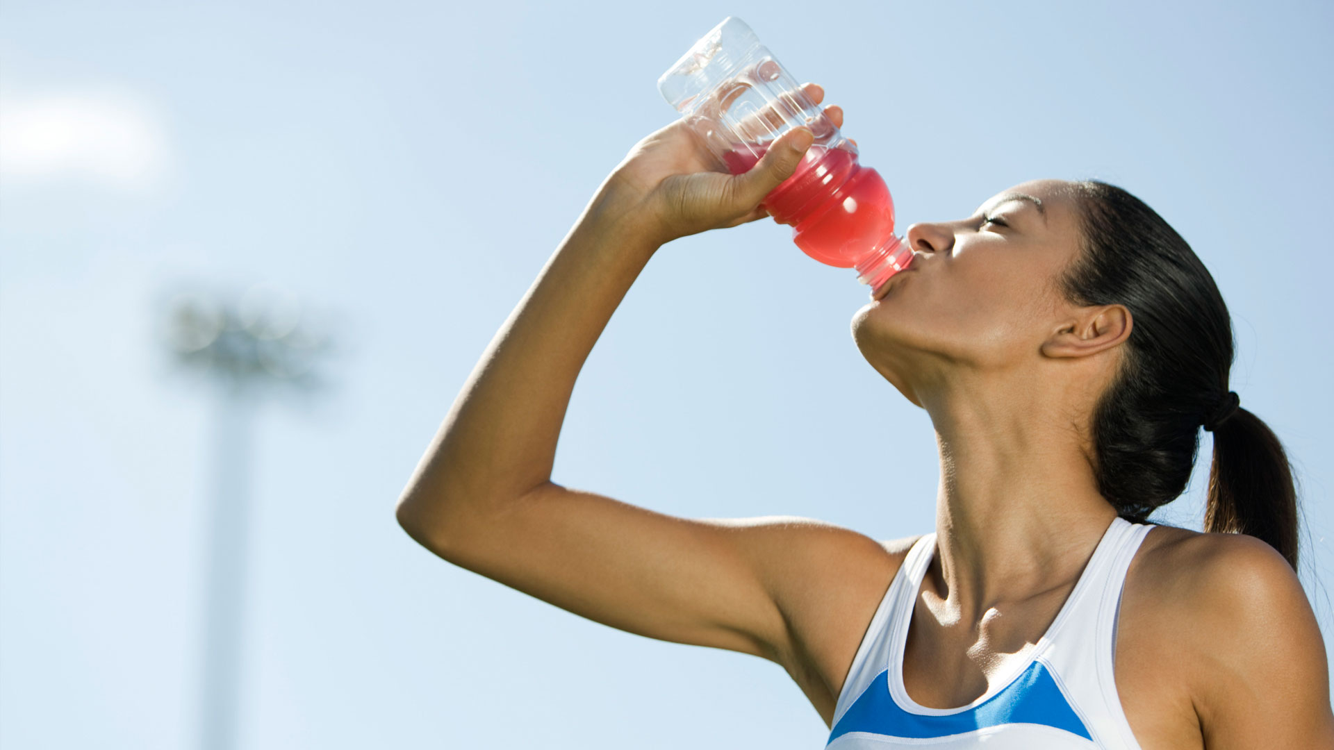 Healthy Energy Sports Drinks